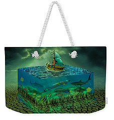 Aquatic Life Weekender Tote Bag