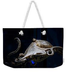 Aquatic Red Wing Fan Weekender Tote Bag by LeeAnn McLaneGoetz McLaneGoetzStudioLLCcom