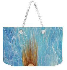 Aquatic Retreat Weekender Tote Bag