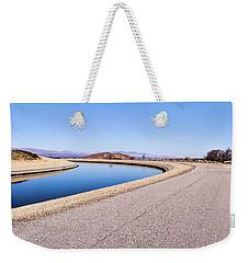 Aqueduct Sharp Turn Weekender Tote Bag