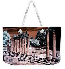 Aquileia, Roman Forum Weekender Tote Bag