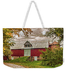 A.r. Potts Barn Weekender Tote Bag
