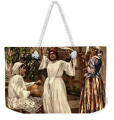 Arab Dancing Girls - Remastered Weekender Tote Bag