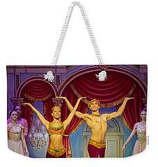 Arabian Dancers Weekender Tote Bag