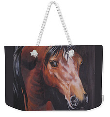 Arabian Horse 1 Weekender Tote Bag
