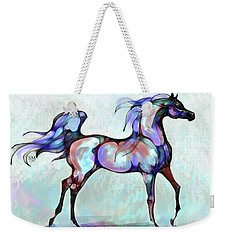 Arabian Horse Overlook Weekender Tote Bag