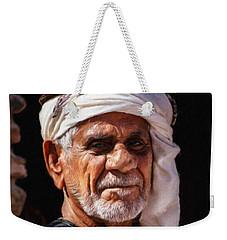 Arabian Old Man Weekender Tote Bag