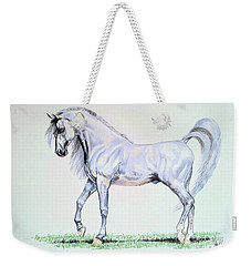 Arabian Stallion  Weekender Tote Bag