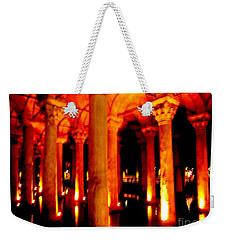 Arabic Nocturn A Weekender Tote Bag