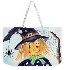Arachnid Angelica Weekender Tote Bag