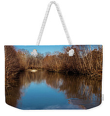 Ararat River Weekender Tote Bag by Randy Sylvia