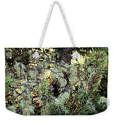 Arboreal Lichens Weekender Tote Bag