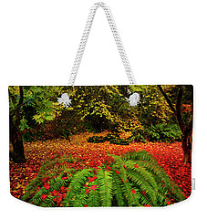 Arboretum Primary Colors Weekender Tote Bag