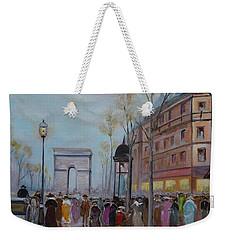 Arc De Triompfe - Lmj Weekender Tote Bag