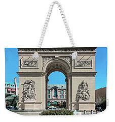 Arc De Triomphe Paris Casino Las Vegas Weekender Tote Bag