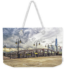Arc To Freedom One Tower Image Art Weekender Tote Bag