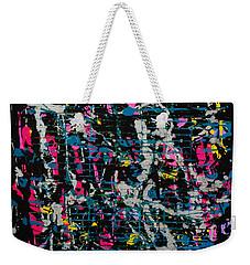Arcade Weekender Tote Bag