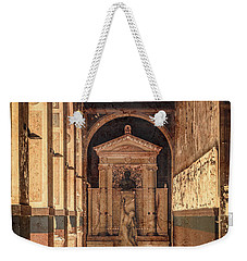 Paris, France - Arcade - L'ecole Des Beaux-arts  Weekender Tote Bag