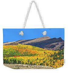 Arcas Is The King Of Arcadia, The Home Of God Pan. Weekender Tote Bag