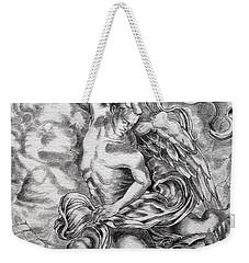 Arch Angel Weekender Tote Bag