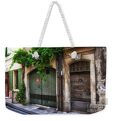 Arch Door Weekender Tote Bag