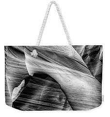 Arch In The Slots Weekender Tote Bag by David Cote