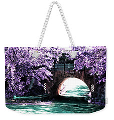 Arch Of Light Weekender Tote Bag by Dennis Baswell