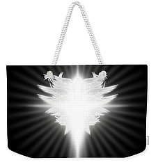 Archangel Cross Weekender Tote Bag by James Larkin