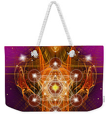 Archangel Metatron Weekender Tote Bag