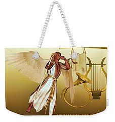 Archangel Sandalphon Weekender Tote Bag