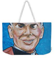 Archbishop Fulton J. Sheen Weekender Tote Bag