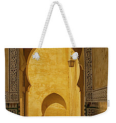 Arched Doors Weekender Tote Bag