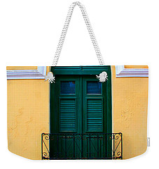 Arched Doorway Weekender Tote Bag