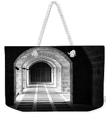 Arched Hallway In Palma Weekender Tote Bag