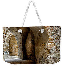 Arched Walkway Weekender Tote Bag