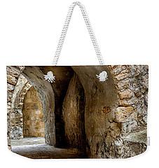 Arched Walkway Weekender Tote Bag