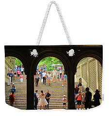 Arches Central Park Weekender Tote Bag