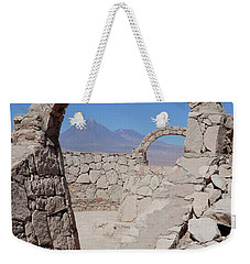 Pukara De Quitor Arches Weekender Tote Bag