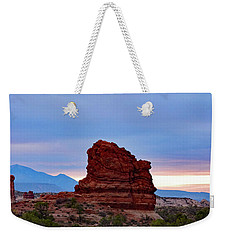 Arches No. 4-1 Weekender Tote Bag