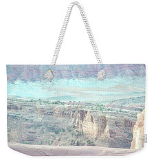 Arches No. 9-1 Weekender Tote Bag