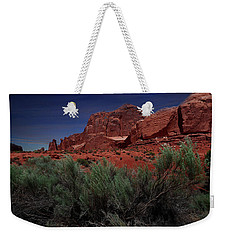 Arches Scene 3 Weekender Tote Bag