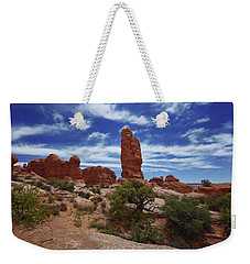 Arches Scene 4 Weekender Tote Bag