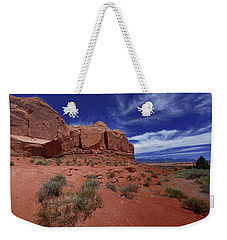 Arches Scene1 Weekender Tote Bag