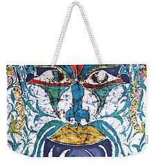 Archetypal Mask Weekender Tote Bag