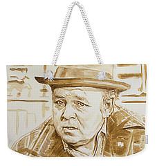 Archie Weekender Tote Bag