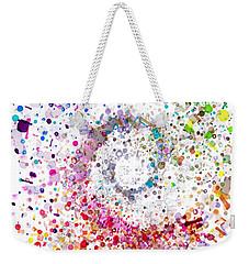 Archimedes Chiral Weekender Tote Bag