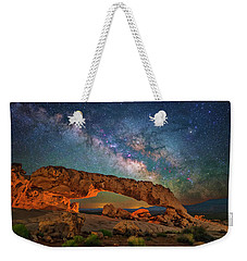 Arching Over The Arch Weekender Tote Bag