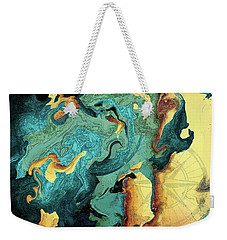 Archipelago Weekender Tote Bag by Deborah Smith