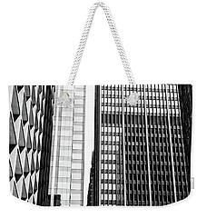 Architectural Pattern Study 1.0 Weekender Tote Bag