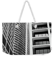Architectural Pattern Study 2.0 Weekender Tote Bag